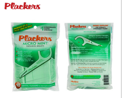 plackers牙线棒